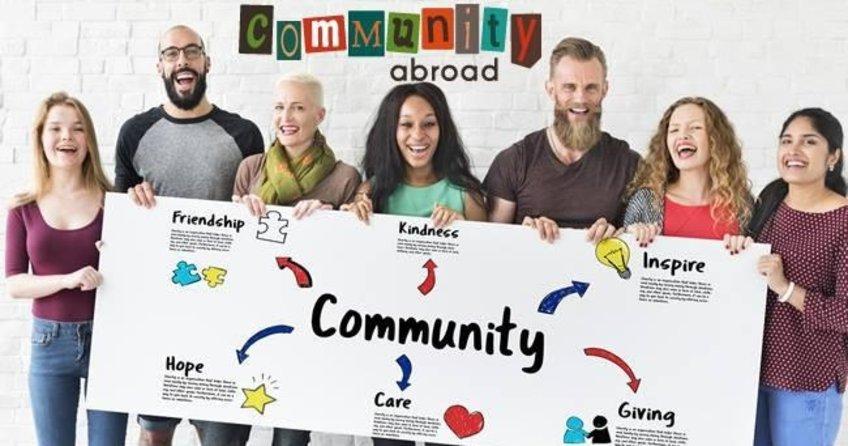 Dünyadaki Türklerin yeni buluşma noktası: Community Abroadı
