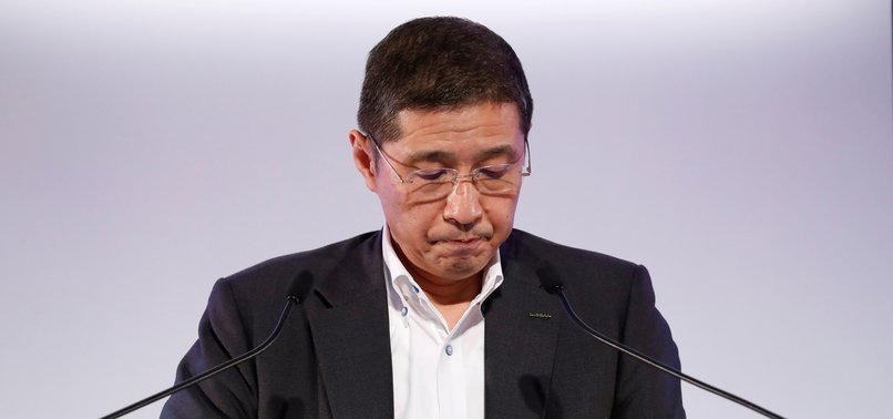 NISSAN BOARD SAYS CHIEF HAS RESIGNED, SUCCESSOR TO BE NAMED
