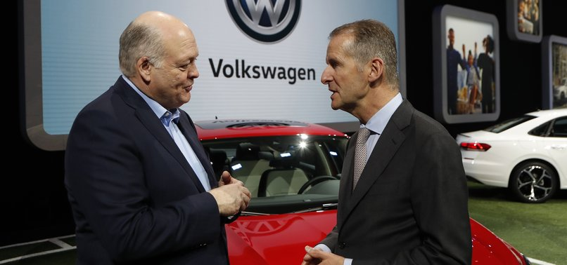 VOLKSWAGEN INVESTS $2.6 BILLION IN FORDS SELF-DRIVING UNIT ARGO AI