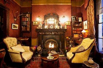 Sherlock Holmesun ardındaki sır perdesi