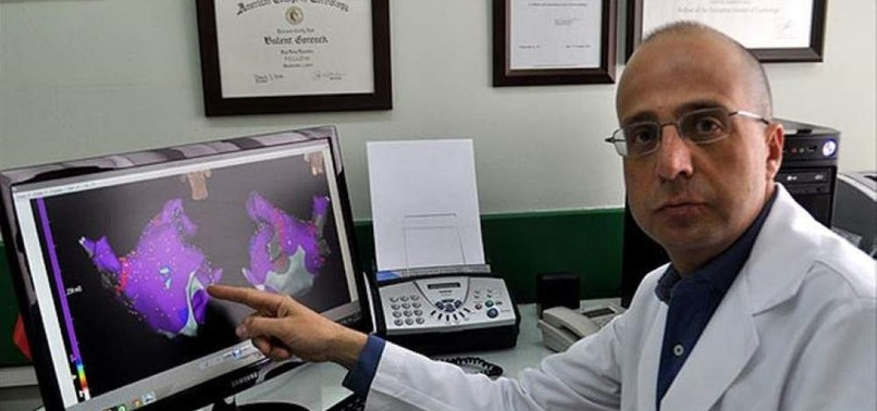 TURKISH CARDIOLOGIST AWARDED BY UK MEDICAL UNION