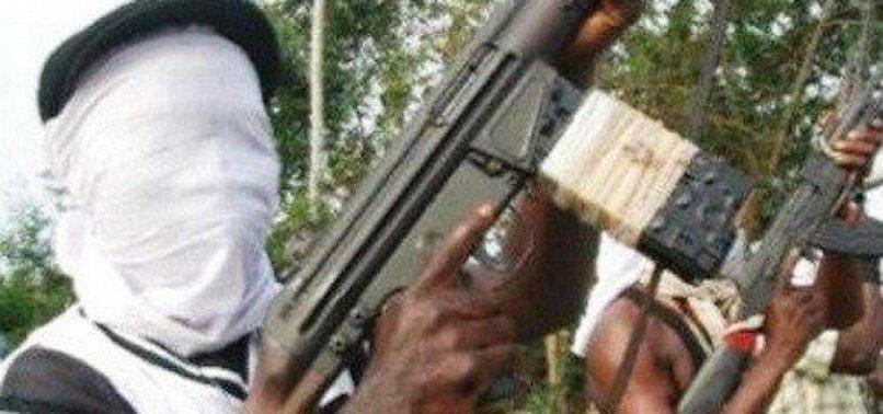 GUNMEN KILL 14 VILLAGERS IN CENTRAL NIGERIA: POLICE