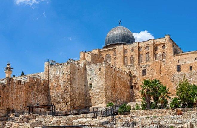 Mescid-i Aksa / Kudüs, Filistin