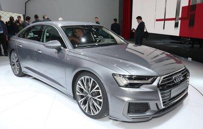 Yeni Audi A6'nın dünya prömiyeri Cenevre'de gerçekleşiyor