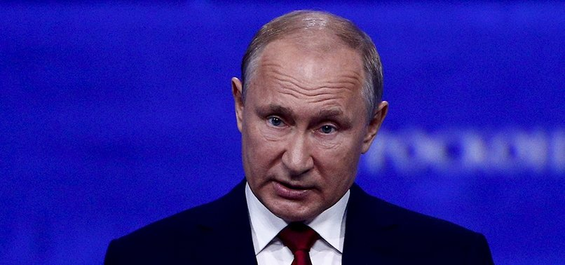 PUTIN SAYS US-RUSSIA RELATIONS GROWING STEADILY WORSE