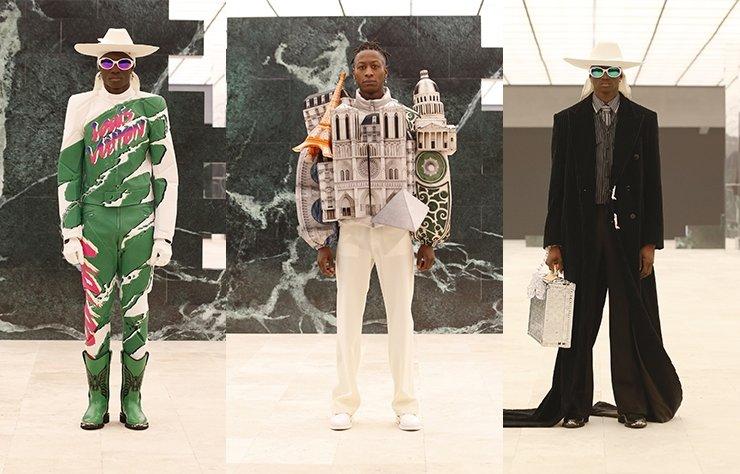Louis Vuitton Sonbahar/Kış 2021