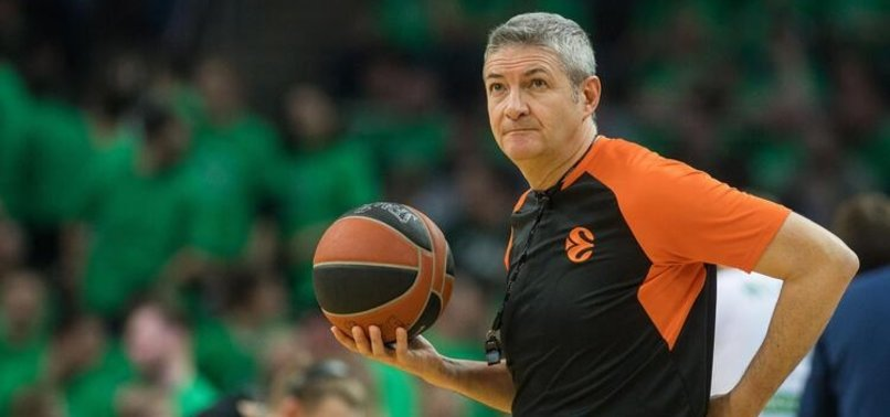 3 EUROLEAGUE REFEREES ATTACKED AFTER GAME IN ATHENS