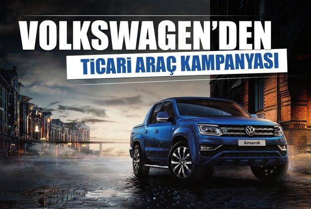 Volkswagen'den ticari araç kampanyası