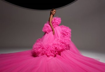 Giambattista Valli Sonbahar 2020 Couture