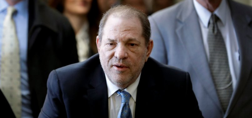 HARVEY WEINSTEIN FOUND GUILTY OF SEXUAL ASSAULT AND RAPE