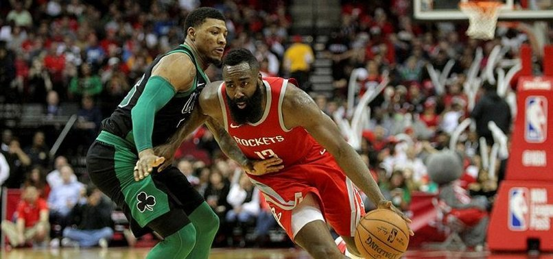 ROCKETS BEAT BOSTON FOR 15TH STRAIGHT WIN