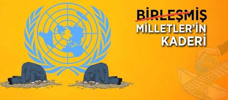 Birleşmiş Milletler'in kaderi