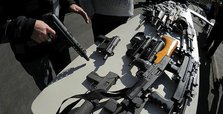 More than 5,000 firearms listed as stolen in Germany