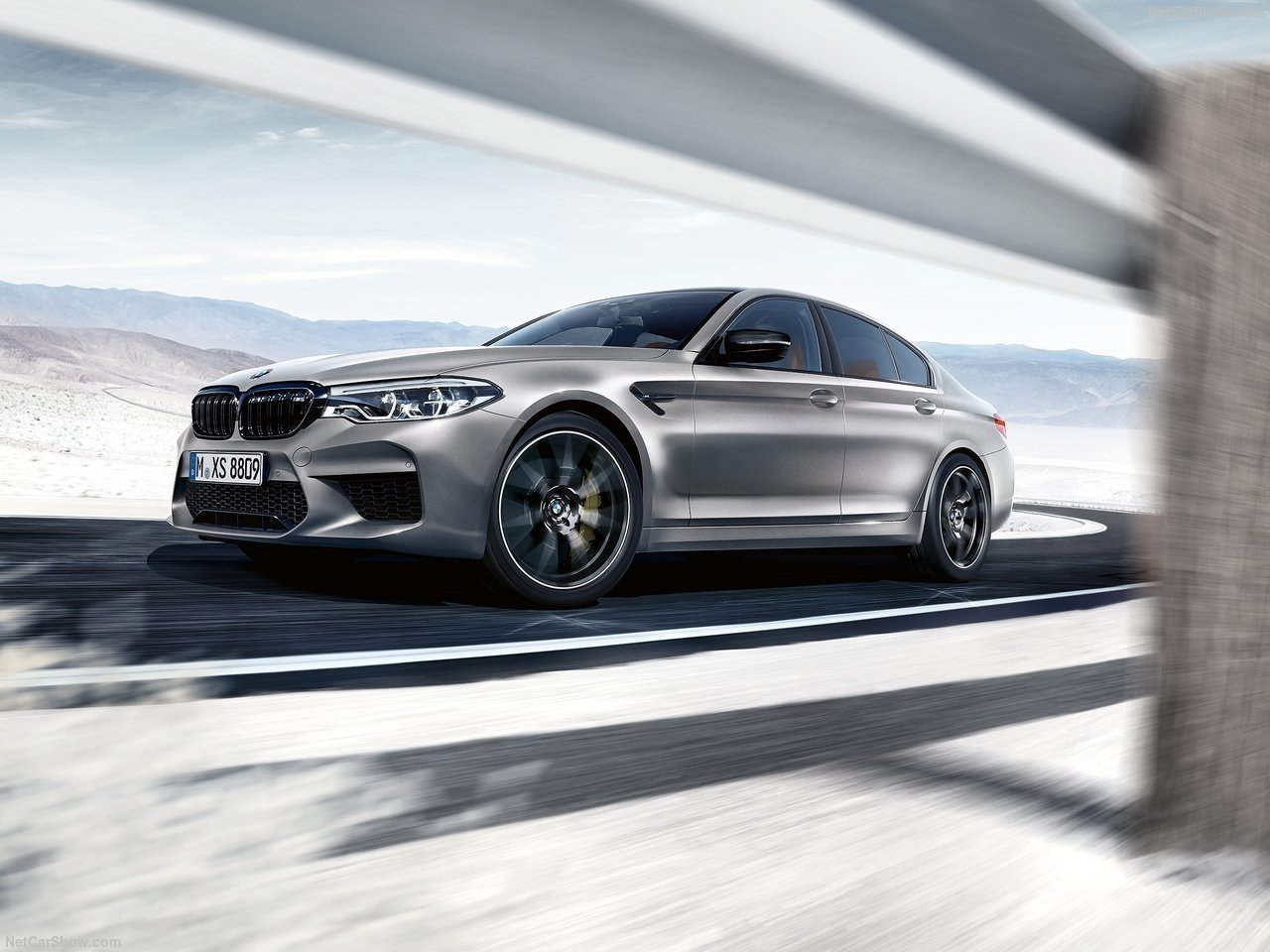 2019 BMW M5 COMPETİTİON