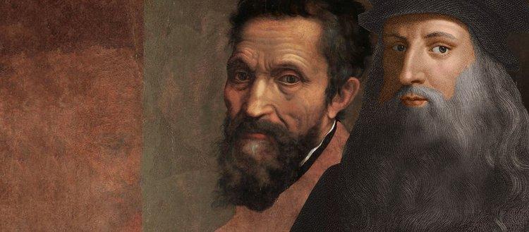 Leonardo Da Vinci ve Michelangelo Osmanlı'ya ne...