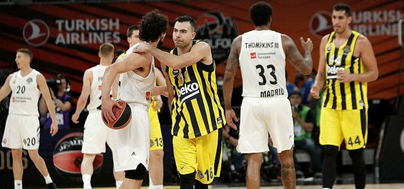 REAL MADRID CLAIM 3RD PLACE IN TURKISH AIRLINES EUROLEAGUE