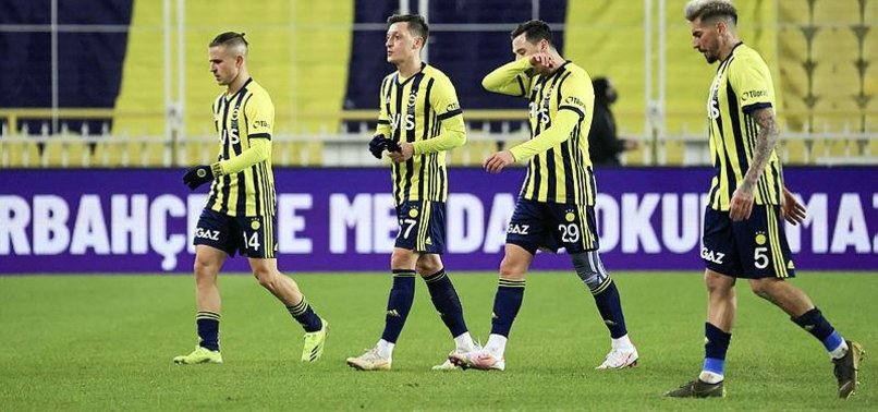 FENERBAHÇE SUFFER SHOCK DEFEAT TO GÖZTEPE IN TURKISH SUPER LEAGUE