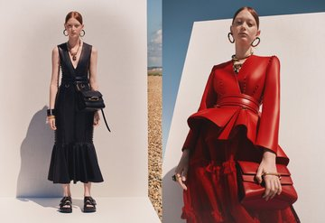Alexander McQueen'den yeni çanta: Story Bag