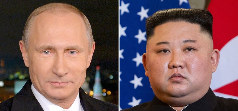 N.KOREA CONFIRMS KIM JONG UN TO VISIT RUSSIA FOR SUMMIT WITH PUTIN