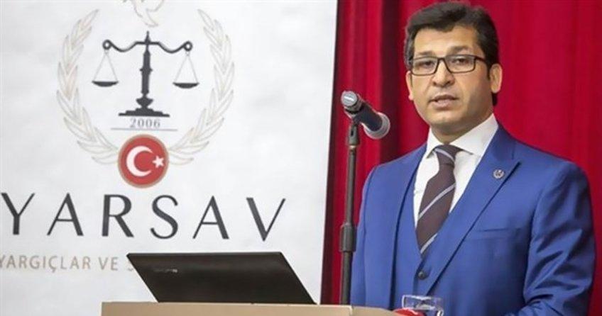 YARSAV eski Başkanı'na gözaltı