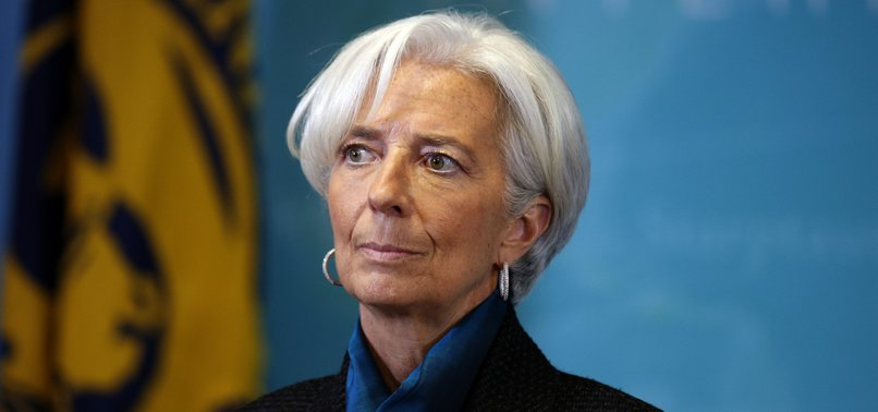 EUROZONE NOT RESILIENT ENOUGH TO WEATHER ANOTHER ECONOMIC CRISIS: IMF CHIEF