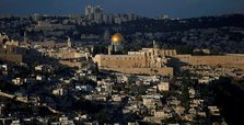 Stones 'falling' from Jerusalem's