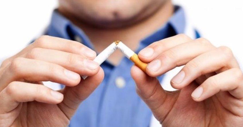 Sigara bırakma tedavisi alanlara nikotin ilaçları ücretsiz verilecek