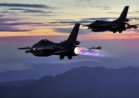 Türk Silahlı Kuvvetleri, Amanos Dağları'na hava harekatı