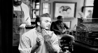 David Beckham Bakım Benim rutinim