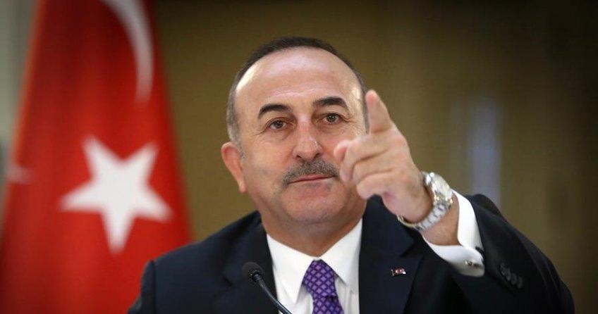 Çavuşoğlu: Almanyanın PKKya karşı attığı son adımlardan memnunuz