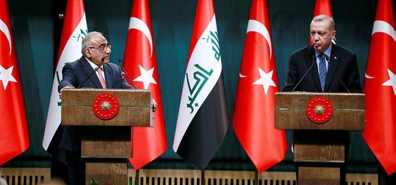 IRAQ NEVER TO PERMIT DOMESTIC THREAT AGAINST TURKEY