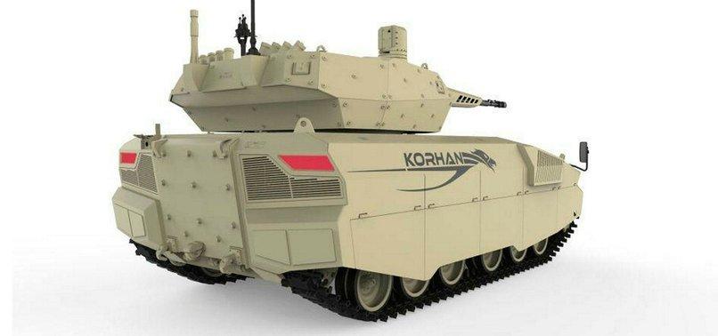 TURKEY READY TO PRODUCE NEW HI-TECH ARMORED VEHICLES