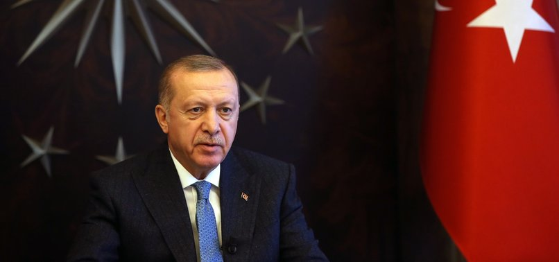 TURKEYS ERDOĞAN URGES WORLD LEADERS TO JOIN FIGHT AGAINST NOVEL CORONAVIRUS