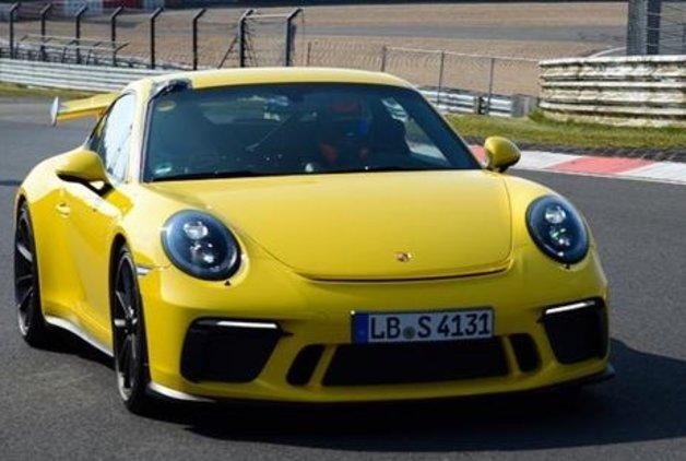Porsche Test Sürüşü - Porsche İnceleme Yorum - Porsche Yakıt on
