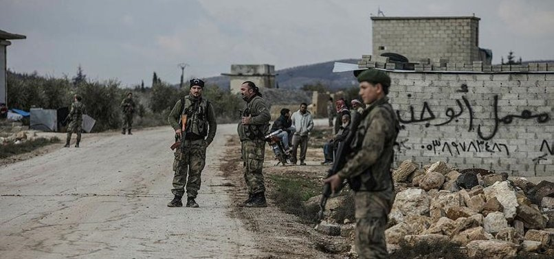 FREE SYRIAN ARMY READY FOR POTENTIAL NEW MILITARY OPERATION IN NORTHERN SYRIA