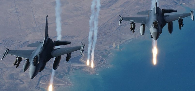 TURKISH JETS NEUTRALIZE 8 PKK TERRORISTS IN N IRAQ
