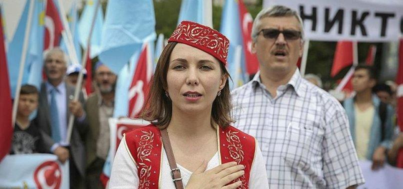 TURKEY MARKS 1944 TRAGEDY OF CRIMEAN TATARS