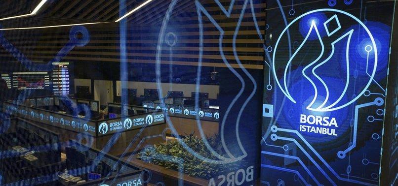TURKISH STOCKS UP AT MIDWEEK CLOSE