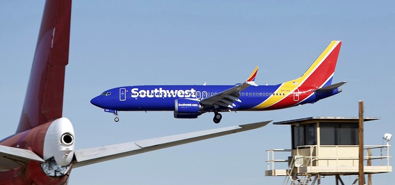 SOUTHWEST AIRLINES BOEING 737 MAX 8 MAKES EMERGENCY LANDING IN ORLANDO
