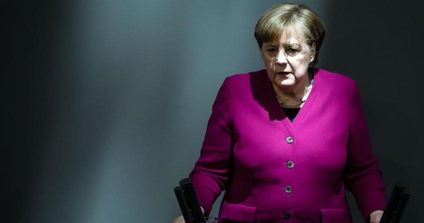 Merkelden küstah Afrin açıklaması