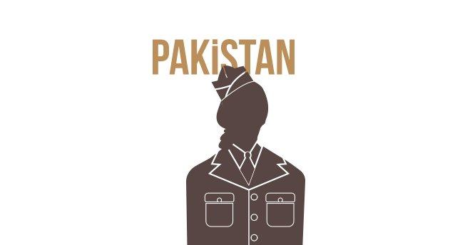 Orduda kadınlara  üst düzey rütbe