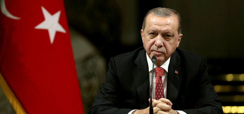 PRESIDENT ERDOĞAN STRONGLY CONDEMNS NEW ZEALAND ATTACKS