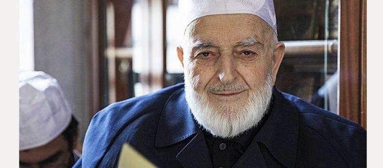İlim tedrisi ile geçen bir ömür: Muhammed Emin...