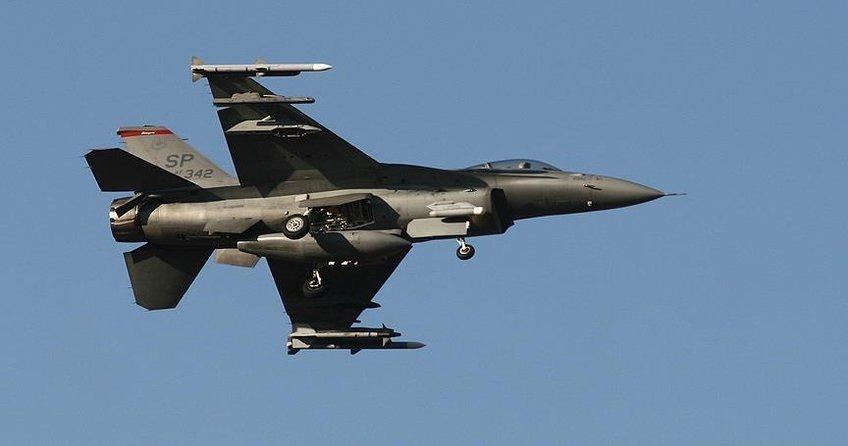ABDden Bahreyne F-16 satışı