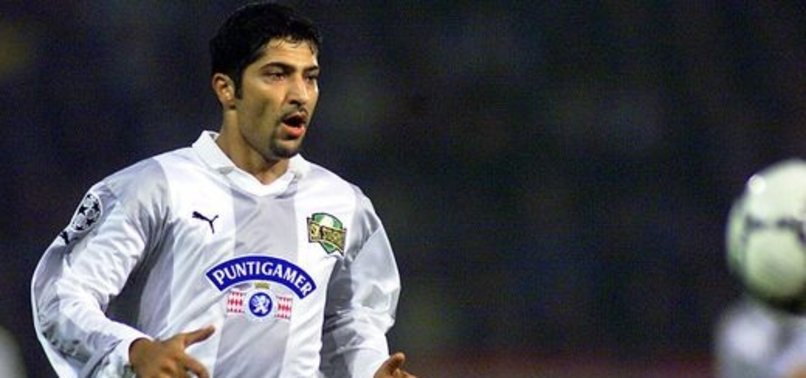 PROMINENT IRANIAN FOOTBALL STAR DIES OF COVID-19 AT 45