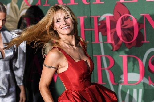 Green Carpet Fashion Awards güzellik görünümleri