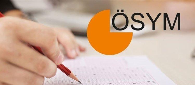 Milli Eğitim Bakanlığı Eğitim Kurumlarına Yönetici Seçme Sınavı 14 Mart'ta yapılacak