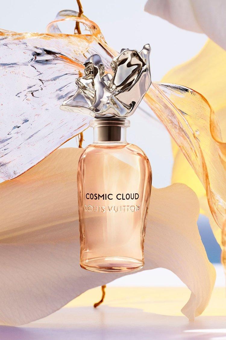Frank Gehry, Louis Vuitton'un Yeni Parfüm Şişelerini Tasarladı