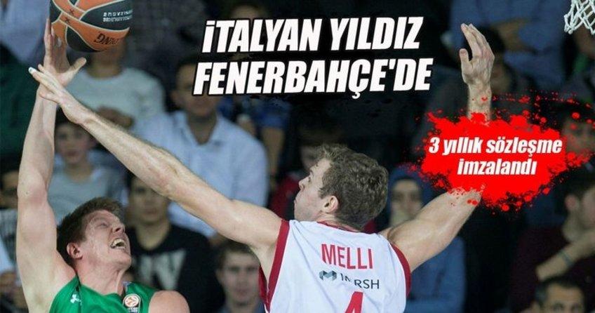 Nicolo Melli, Fenerbahçede