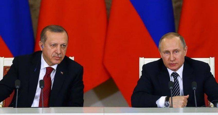 Erdoğan Putin görüşmesinin ardından önemli açıklama